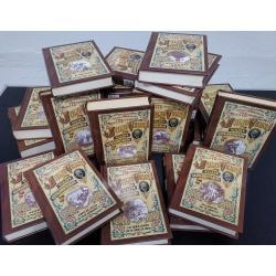 Viajes extraordinarios (novelas de Jules Verne, en 25 tomos) - Imagen 1