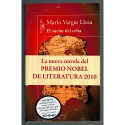 EL SUEÑO DEL CELTA (incluye álbum de fotos, textos y fichas del viaje del autor por el Congo e  Irlanda) - Imagen 1